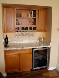 perfect wet bar set up for my basement want to use a cherry wood