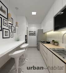 hdb 4 room kitchen design