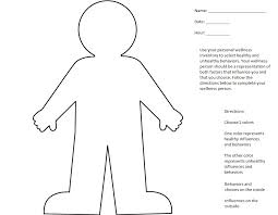 Health And Wellness Worksheets For Pec Lesson Plans For Physical Education