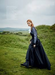 dani witt poses in dreamy fall styles for town u0026 country uk