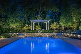 landscape lighting south florida brilliance led