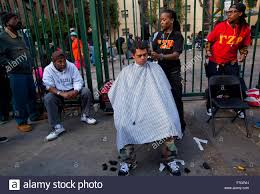 thanksgiving day 2015 in skid row los angeles california stock