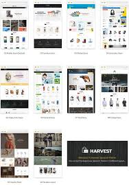 harvest responsive multipurpose opencart theme download new themes