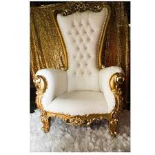 Throne Chair Royal Throne Chair Gold Pelican Ville