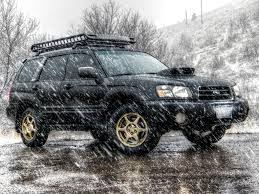 2016 subaru forester lifted the