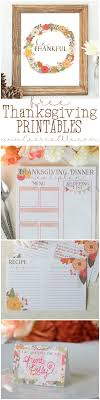 best 25 free thanksgiving printables ideas on