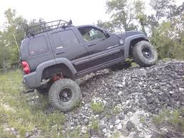 lifted jeep liberty straight axle jeep liberty nc4x4