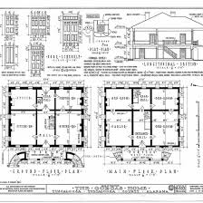 floor plan of a house house building floor plans 1 of 4 interior plans of gorgas house