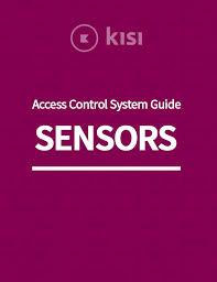 facility sensors access control guide kisi