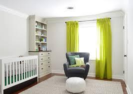 Green Nursery Curtains Pleated Curtain Panels The Easy Way House