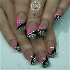 27 extraordinary silver acrylic nail designs u2013 slybury com