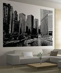 wall decals for home wall vinyl stickers vinyl art decals vinyl wall decal sticker chicago river ferry 5224