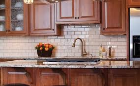 Kitchen With Subway Tile Backsplash Kitchen With Subway Tile Backsplash Pretty Subway Tile Backsplash