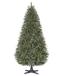 scotch pine christmas tree 7 5 prelit hallmark royal pine artificial christmas tree clear