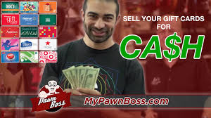 where can i sell gift cards in person sell gift cards for lou s jewelry pawn shop