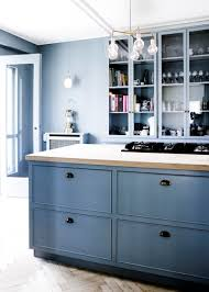 blue kitchen decorating ideas gorgeous 30 blue kitchen interior design inspiration of best 20