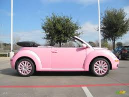 volkswagen new beetle pink 2009 custom pink volkswagen new beetle 2 5 convertible 24493212