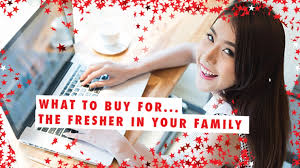 ln gift guides what to buy the fresher in your family