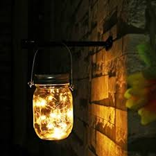 mason jar outdoor lights newyang solar mason jar lights led water proof outdoor fairy
