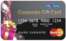 corporate gift cards prepaid cards apply for prepaid cards online in india yes bank