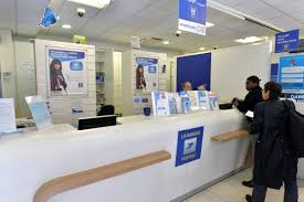 bureau poste bureau de poste guichet la banque postale le groupe la poste