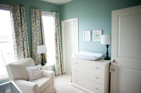 Yellow Curtains Nursery by Bm Wythe Blue Paint Nursery Colors Love The Curtains