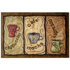 coffee themed home decor coffee rug cievi u2013 home