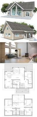 small 3 bedroom lake cabin with open and screened porch 416 best house plans images on pinterest house floor plans