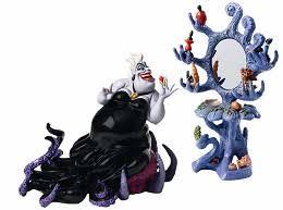 The Little Mermaid Vanity Wdcc Disney Classics The Little Mermaid Ursula Devilish Diva