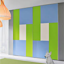 26 Interior Door Aries Closet Door Blue And Green Csd 26 Acrylic And Mdf