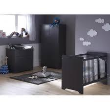 chambre enfant complet chambre bébé complète anthracite zeligrik01