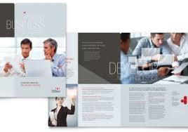 free business brochure templates word free tri fold brochure
