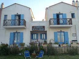 kyparissis beach houses houses for rent in lesbos prefecture