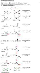 calculating the oxidation state of a carbon u2014 master organic chemistry