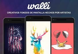 fondos de pantalla hd walli aplicaciones de android en google play