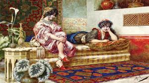 Harem Ottoman Sultanate Of Various Dimensions Of Ottoman Harem