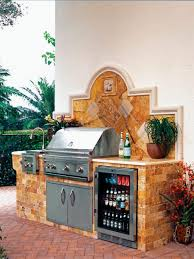 Covered Outdoor Grill Area by Outdoor Kitchen Ideas Diy Contemporary Outdoor Kitchen Great