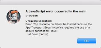 discord javascript error javascript error occurred in the main process как исправить лайфхаки