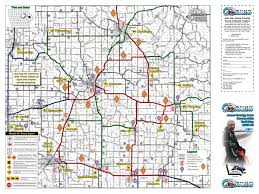 Sac State Map Iowa Snowmobile Trails