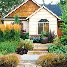 Idea For Backyard Landscaping by Amazing Backyard Ideas Sunset