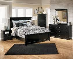 nightstand appealing mirror bedroom set furniture maple