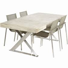 concrete top dining table 30 best of concrete top dining table pictures minimalist home