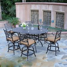 counter height patio furniture images bar height patio dining