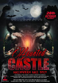 haunted castle halloween ball 2017 at venue 550 in san francisco