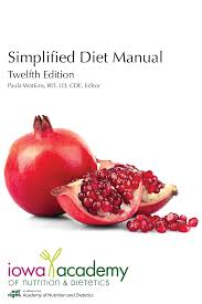 simplified diet manual 12th edition hardbound