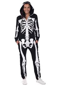 skeleton costume skeleton onesie skeleton jumpsuit tipsy elves
