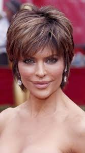 what is the texture of lisa rinnas hair back view of lisa rinna s hair lisa rinna hairstyle hair cuts