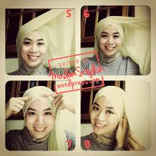 tutorial jilbab turban dian pelangi hijab tutorial turban for easy muslimahsplash