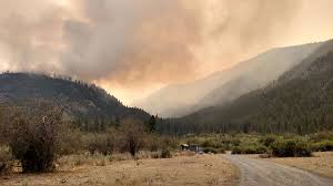 How Many Wildfires In Washington State by Okanogan Complex Fire Wikipedia