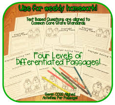 mini monthly units w close reading lesson plan ideas